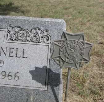 CONNELL, ETHIEL B. - Dawes County, Nebraska | ETHIEL B. CONNELL - Nebraska Gravestone Photos