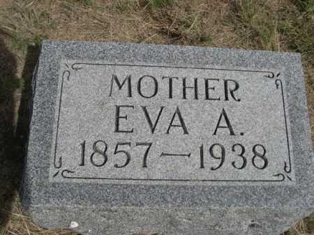 CONNELL, EVA A. - Dawes County, Nebraska   EVA A. CONNELL - Nebraska Gravestone Photos