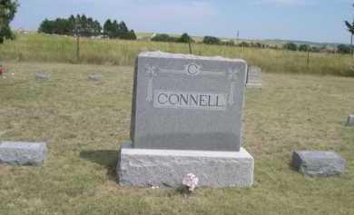 CONNELL, FAMILY - Dawes County, Nebraska   FAMILY CONNELL - Nebraska Gravestone Photos