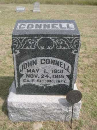 CONNELL, JOHN - Dawes County, Nebraska | JOHN CONNELL - Nebraska Gravestone Photos