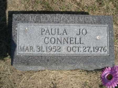 CONNELL, PAULA JO - Dawes County, Nebraska   PAULA JO CONNELL - Nebraska Gravestone Photos
