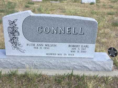 WILSON CONNELL, RUTH ANN - Dawes County, Nebraska | RUTH ANN WILSON CONNELL - Nebraska Gravestone Photos