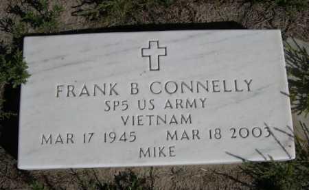 CONNELLY, FRANK B. - Dawes County, Nebraska | FRANK B. CONNELLY - Nebraska Gravestone Photos