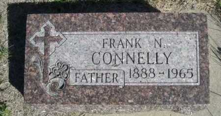 CONNELLY, FRANK N. - Dawes County, Nebraska | FRANK N. CONNELLY - Nebraska Gravestone Photos