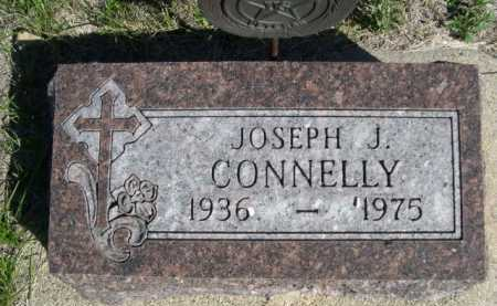 CONNELLY, JOSEPH J. - Dawes County, Nebraska | JOSEPH J. CONNELLY - Nebraska Gravestone Photos
