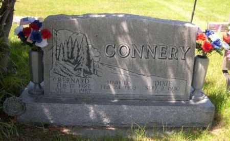 CONNERY, BERNARD - Dawes County, Nebraska | BERNARD CONNERY - Nebraska Gravestone Photos