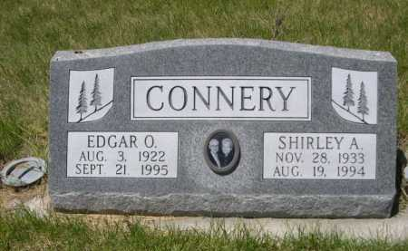 CONNERY, SHIRLEY A. - Dawes County, Nebraska | SHIRLEY A. CONNERY - Nebraska Gravestone Photos