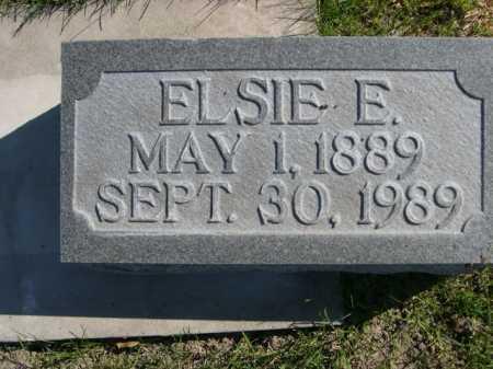 CONNORS, ELSIE ELLA - Dawes County, Nebraska | ELSIE ELLA CONNORS - Nebraska Gravestone Photos