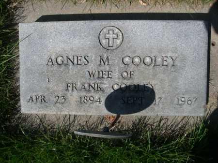 COOLEY, AGNES M. - Dawes County, Nebraska   AGNES M. COOLEY - Nebraska Gravestone Photos
