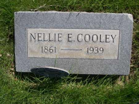 COOLEY, NELLIE E. - Dawes County, Nebraska | NELLIE E. COOLEY - Nebraska Gravestone Photos