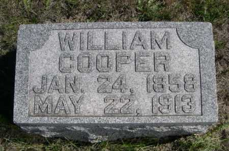 COOPER, WILLIAM - Dawes County, Nebraska   WILLIAM COOPER - Nebraska Gravestone Photos