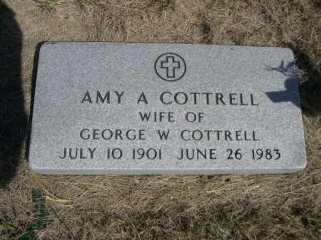 COTTRELL, AMY A. - Dawes County, Nebraska | AMY A. COTTRELL - Nebraska Gravestone Photos