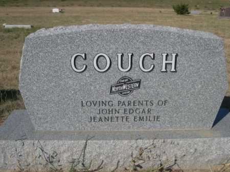 COUCH, EMILIE GOBEL - Dawes County, Nebraska   EMILIE GOBEL COUCH - Nebraska Gravestone Photos