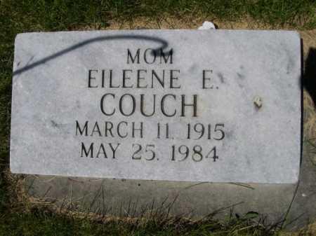 COUCH, EILEENE E. - Dawes County, Nebraska | EILEENE E. COUCH - Nebraska Gravestone Photos