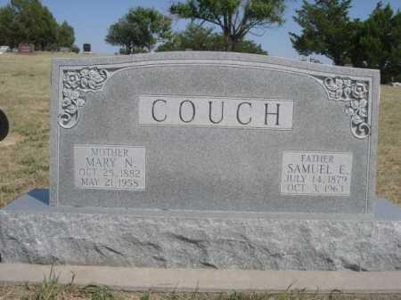 COUCH, SAMUEL E. - Dawes County, Nebraska | SAMUEL E. COUCH - Nebraska Gravestone Photos