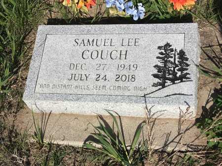 COUCH, SAMUEL LEE - Dawes County, Nebraska | SAMUEL LEE COUCH - Nebraska Gravestone Photos