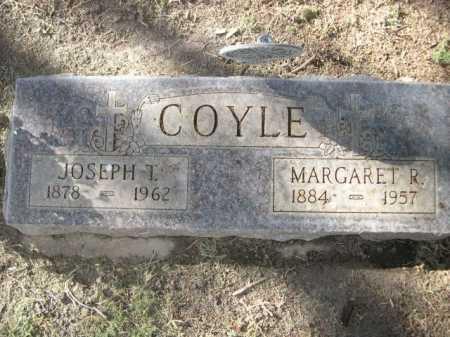 COYLE, JOSEPH T. - Dawes County, Nebraska | JOSEPH T. COYLE - Nebraska Gravestone Photos