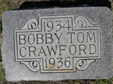 CRAWFORD, TOM - Dawes County, Nebraska   TOM CRAWFORD - Nebraska Gravestone Photos