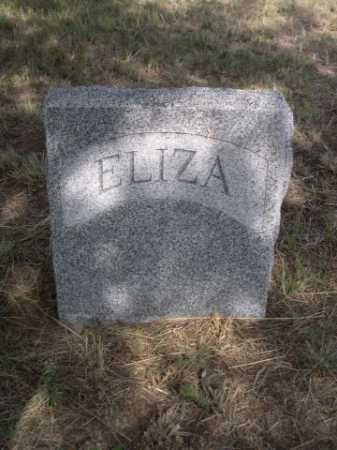 CRIPPS, ELIZA - Dawes County, Nebraska   ELIZA CRIPPS - Nebraska Gravestone Photos