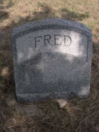CRIPPS, FRED - Dawes County, Nebraska | FRED CRIPPS - Nebraska Gravestone Photos