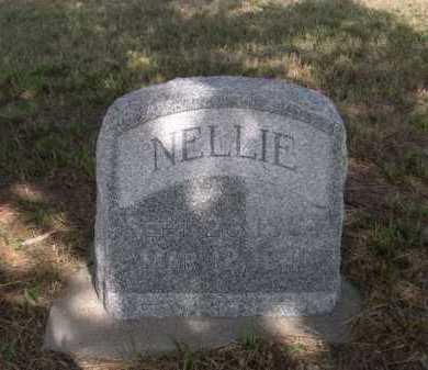 CRIPPS, NELLIE - Dawes County, Nebraska   NELLIE CRIPPS - Nebraska Gravestone Photos