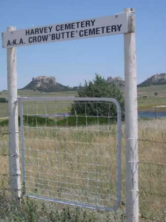 *CROW BUTTE CEMETERY, ENTRANCE TO - Dawes County, Nebraska | ENTRANCE TO *CROW BUTTE CEMETERY - Nebraska Gravestone Photos