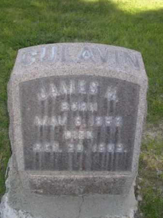 CULAVIN, JAMES H. - Dawes County, Nebraska | JAMES H. CULAVIN - Nebraska Gravestone Photos