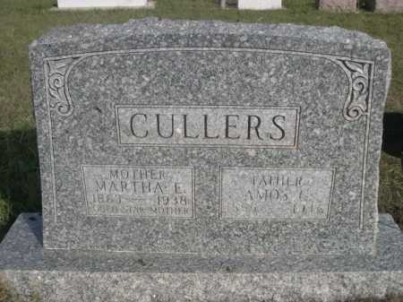 CULLERS, AMOS C. - Dawes County, Nebraska | AMOS C. CULLERS - Nebraska Gravestone Photos