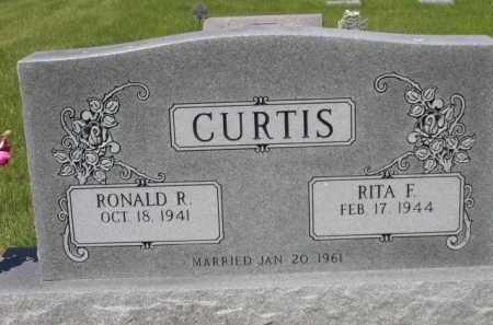 CURTIS, RITA F. - Dawes County, Nebraska   RITA F. CURTIS - Nebraska Gravestone Photos