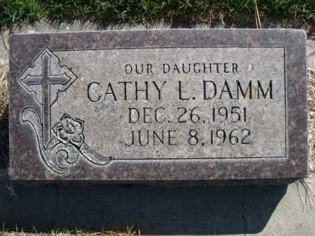 DAMM, CATHY L. - Dawes County, Nebraska | CATHY L. DAMM - Nebraska Gravestone Photos