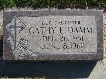 DAMM, CATHY L. - Dawes County, Nebraska | CATHY L. DAMM - Nebraska Gravestone Photos