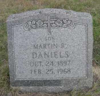 DANIELS, MARTIN R. - Dawes County, Nebraska | MARTIN R. DANIELS - Nebraska Gravestone Photos