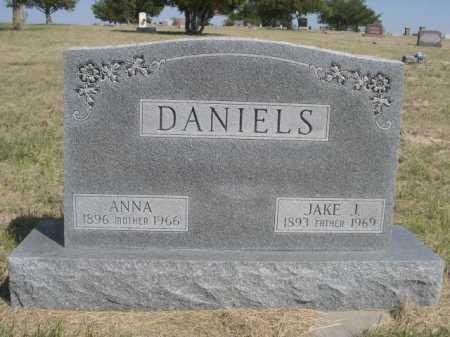 DANIELS, ANNA - Dawes County, Nebraska | ANNA DANIELS - Nebraska Gravestone Photos