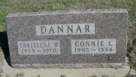 DANNAR, CHRISTENA W. - Dawes County, Nebraska | CHRISTENA W. DANNAR - Nebraska Gravestone Photos