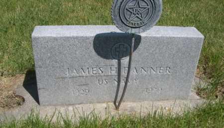 DANNER, JAMES H. - Dawes County, Nebraska | JAMES H. DANNER - Nebraska Gravestone Photos