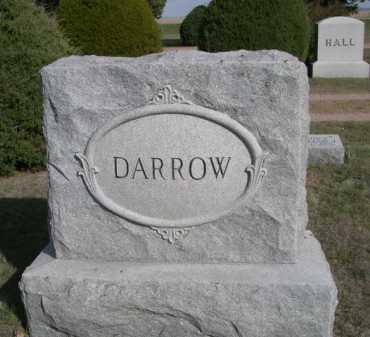 DARROW, FAMILY - Dawes County, Nebraska   FAMILY DARROW - Nebraska Gravestone Photos