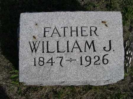DARROW, WILLIAM J. - Dawes County, Nebraska | WILLIAM J. DARROW - Nebraska Gravestone Photos
