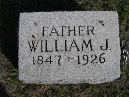 DARROW, WILLIAM J. - Dawes County, Nebraska | WILLIAM J. DARROW - Nebraska Gravestone Photos