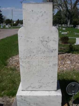 DAVENPORT, CLARA G. - Dawes County, Nebraska | CLARA G. DAVENPORT - Nebraska Gravestone Photos