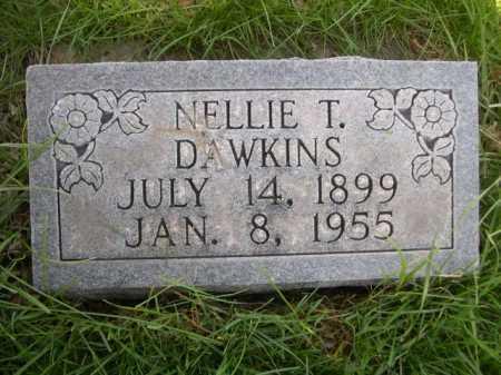 DAWKINS, NELLIE T. - Dawes County, Nebraska | NELLIE T. DAWKINS - Nebraska Gravestone Photos