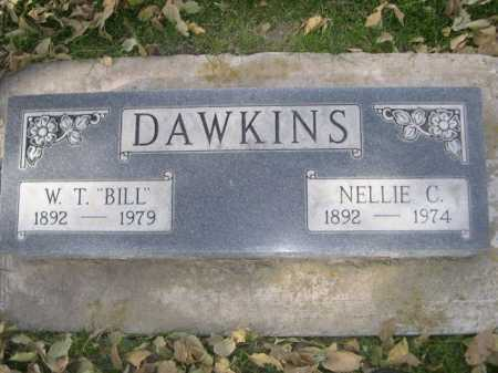 DAWKINS, NELLIE C. - Dawes County, Nebraska | NELLIE C. DAWKINS - Nebraska Gravestone Photos