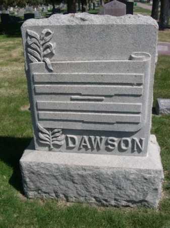 DAWSON, FAMILY - Dawes County, Nebraska   FAMILY DAWSON - Nebraska Gravestone Photos