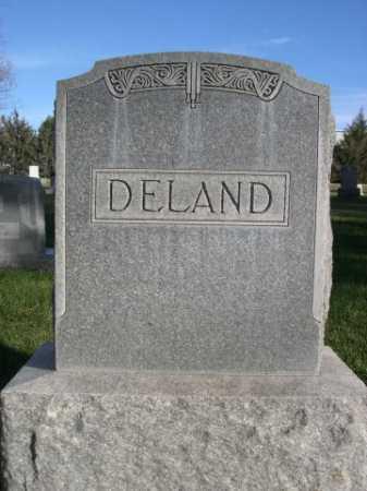 DELAND, FAMILY - Dawes County, Nebraska | FAMILY DELAND - Nebraska Gravestone Photos