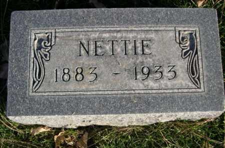 DELAND, NETTIE - Dawes County, Nebraska | NETTIE DELAND - Nebraska Gravestone Photos