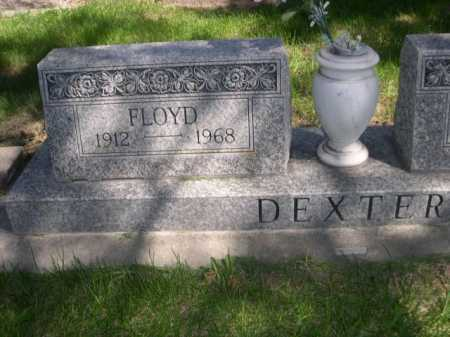 DEXTER, FLOYD - Dawes County, Nebraska | FLOYD DEXTER - Nebraska Gravestone Photos