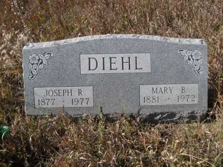 DIEHL, MARY B. - Dawes County, Nebraska | MARY B. DIEHL - Nebraska Gravestone Photos
