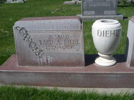 DIEHL, WARD - Dawes County, Nebraska | WARD DIEHL - Nebraska Gravestone Photos