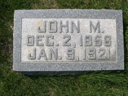 DIETEL, JOHN M. - Dawes County, Nebraska | JOHN M. DIETEL - Nebraska Gravestone Photos