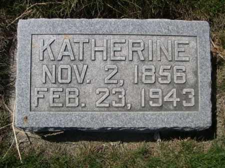 DIETEL, KATHERINE - Dawes County, Nebraska   KATHERINE DIETEL - Nebraska Gravestone Photos