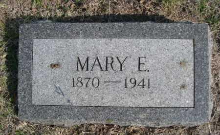 DIPPERT, MARY E. - Dawes County, Nebraska | MARY E. DIPPERT - Nebraska Gravestone Photos
